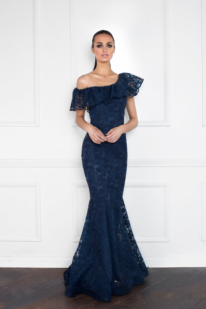 6853 NICOLE BAKTI DRESS