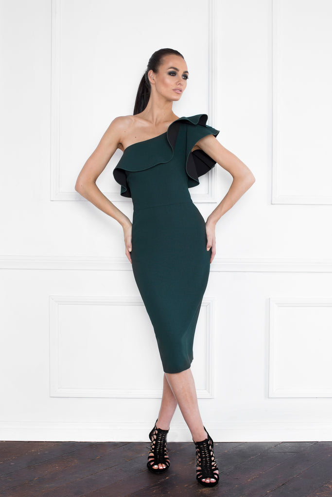627 NICOLE BAKTI DRESS