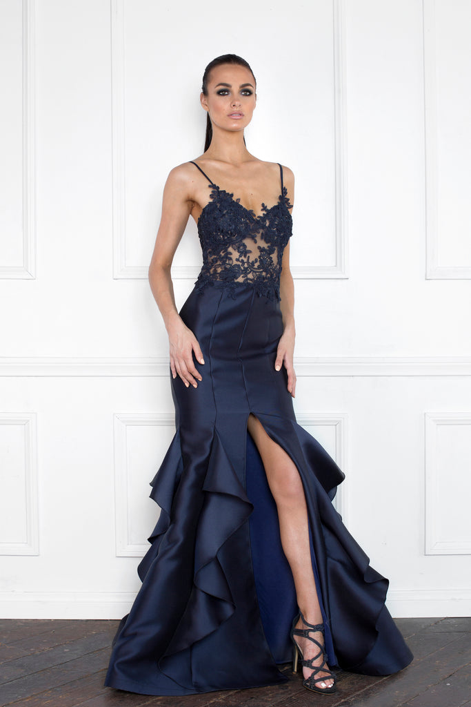 6827 NICOLE BAKTI DRESS