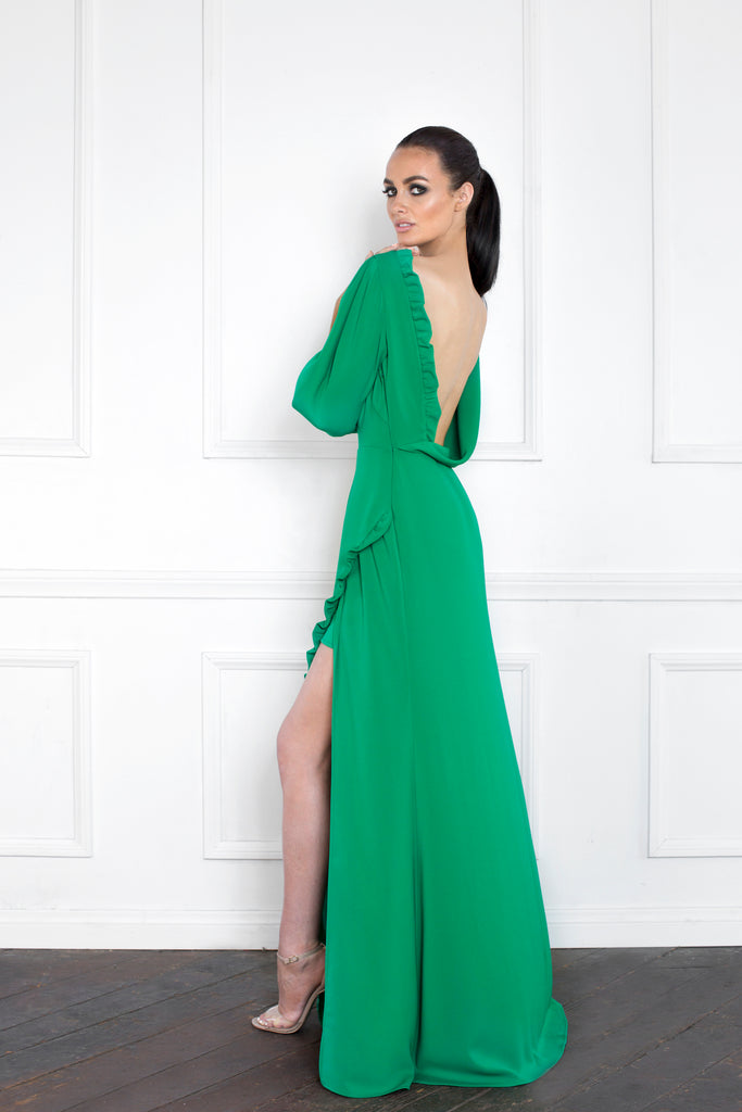 636 NICOLE BAKTI DRESS
