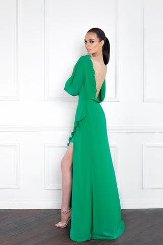 Green Envy Shahida Parides 3 Way Dress