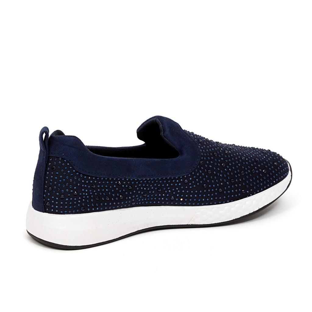 RITA NAVY LADY COUTURE SHOES