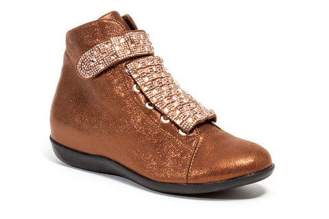 LUCKY GOLD LADY COUTURE SHOES