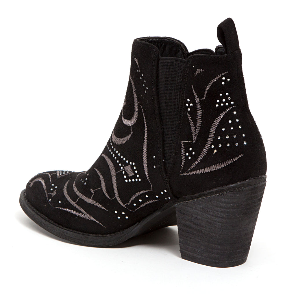 SEDONA BLACK LADY COUTURE SHOES