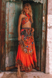 SUNSET IN SAVANNAH CZARINA MAXI SKIRT