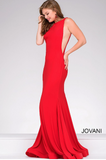 Jovani 47100 Red Gown