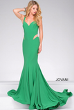Jovani 49252 Emerald Gown