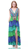 Paris Hilton Dreamcatcher Green Envy Parides Maxi Dress