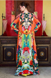 GEISHA SUNSET PICKED SHAHIDA PARIDES WRAP