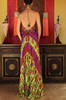 Purple Bohemian Shahida Parides 3 Way Dress