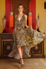 Cheetah Shahida Parides 3 Way Dress