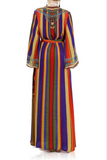 RAINBOW WRAP SHAHIDA PARIDES DRESS AS SEEN ON KYLE RICHARDS