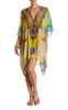 Lemon Drop Macaw SHAHIDA PARIDES KAFTAN