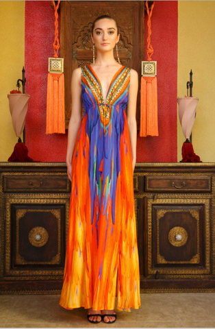 Georgia Cami Shahida Parides Dress