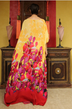 SONORAN DESSERT Shahida Parides Kaftan Dress