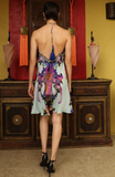 Geisha Azure Short 3 Way Shahida Parides Dress