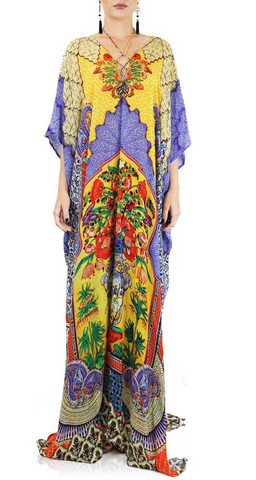 Safari Azure 3 Way Shahida Parides Dress