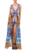 Dubai Creme Soufflé Shahida Parides Hi Low Dress
