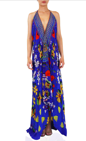 Porcelain Dream Hi/Low Cami Shahida Parides Dress