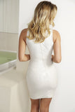 Tania White Baccio Couture Dress