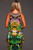 TROPICAL LOVE CZARINA TANK TOP