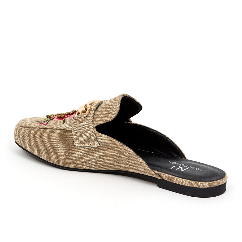 VIBE TAUPE LADY COUTURE SHOES