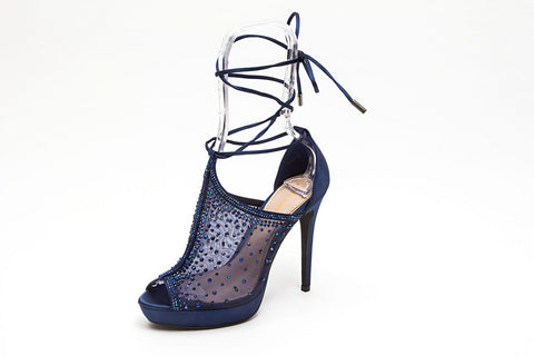 BETTY BLACK LADY COUTURE SHOES