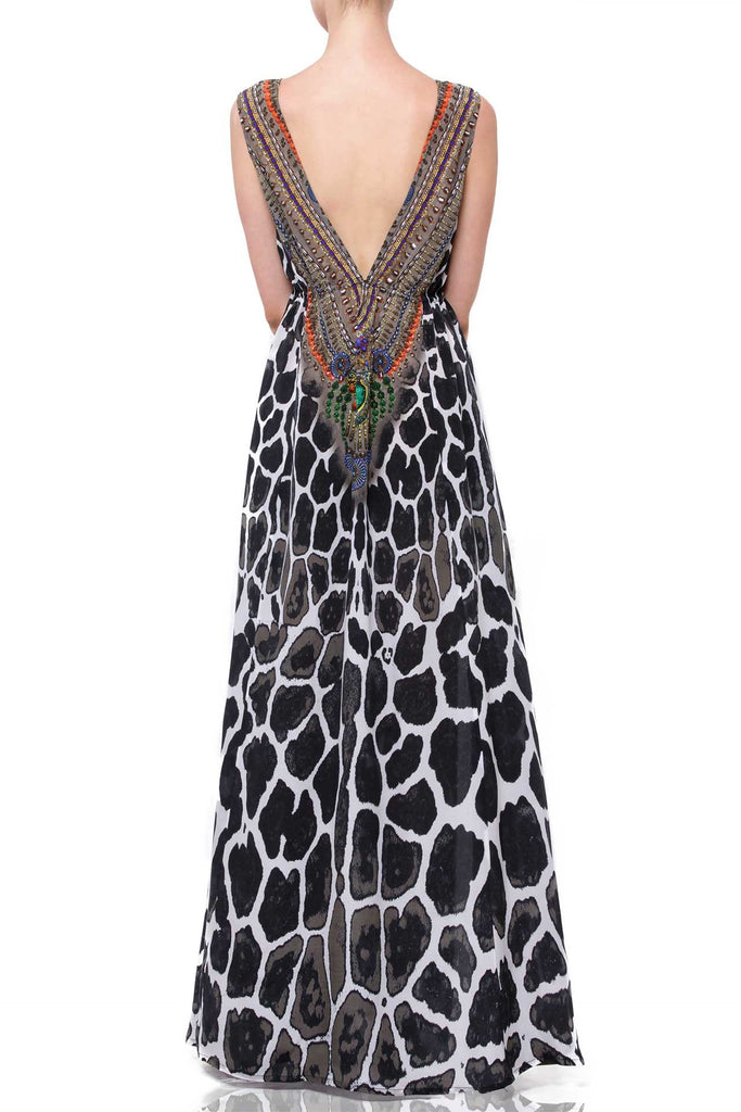 Jaguar Black Shahida Prides Dress