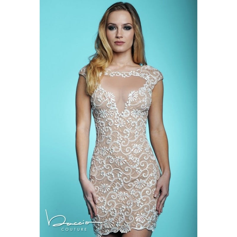 Giselle Baccio Couture Dress