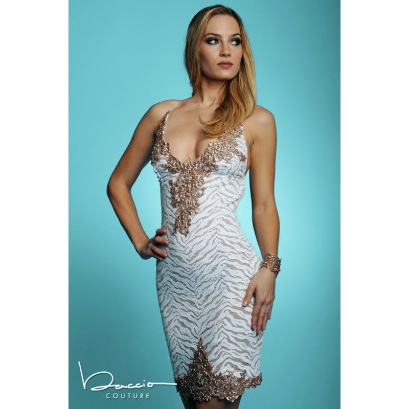 Judith Baccio Couture Dress