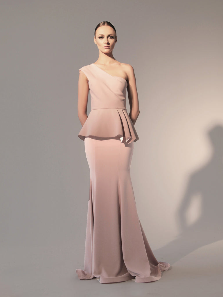 581 Nicole Bakti Dress
