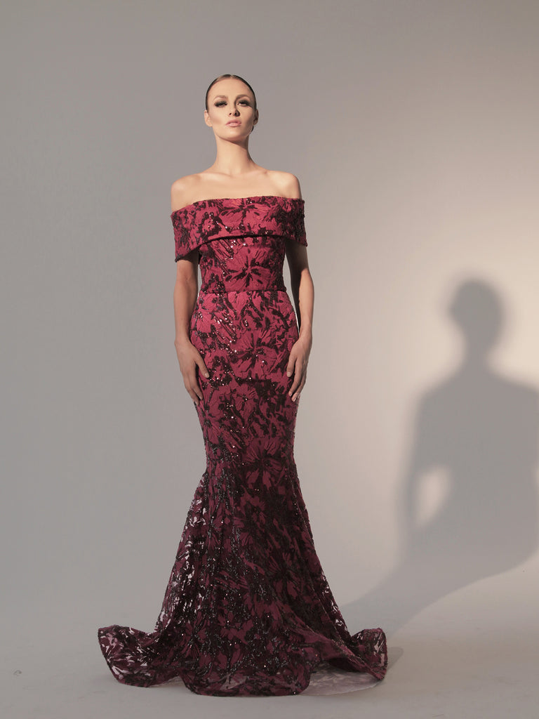 6759 Nicole Bakti Dress