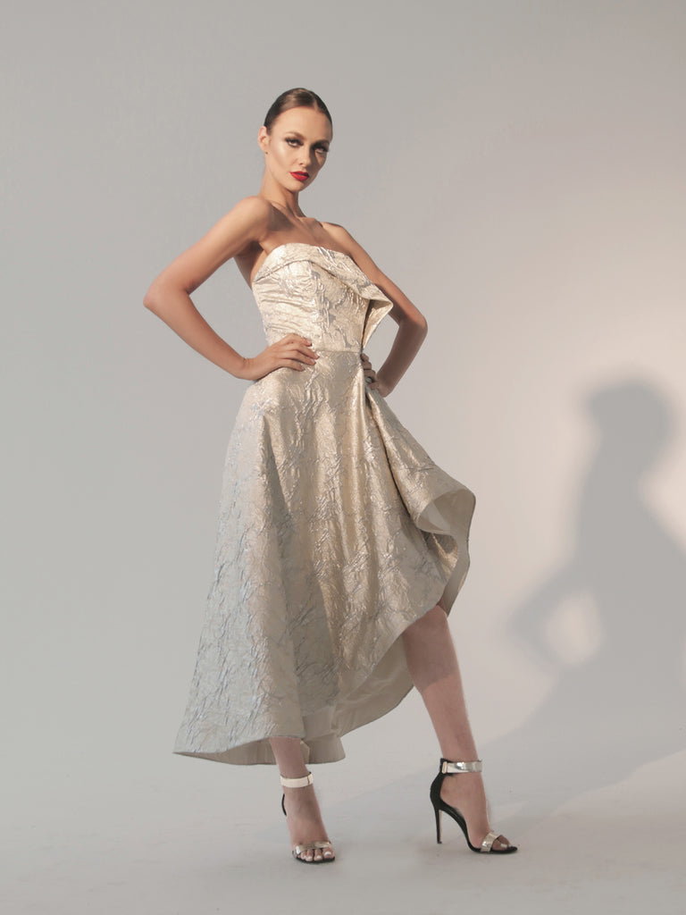 6782 Nicole Bakti Dress