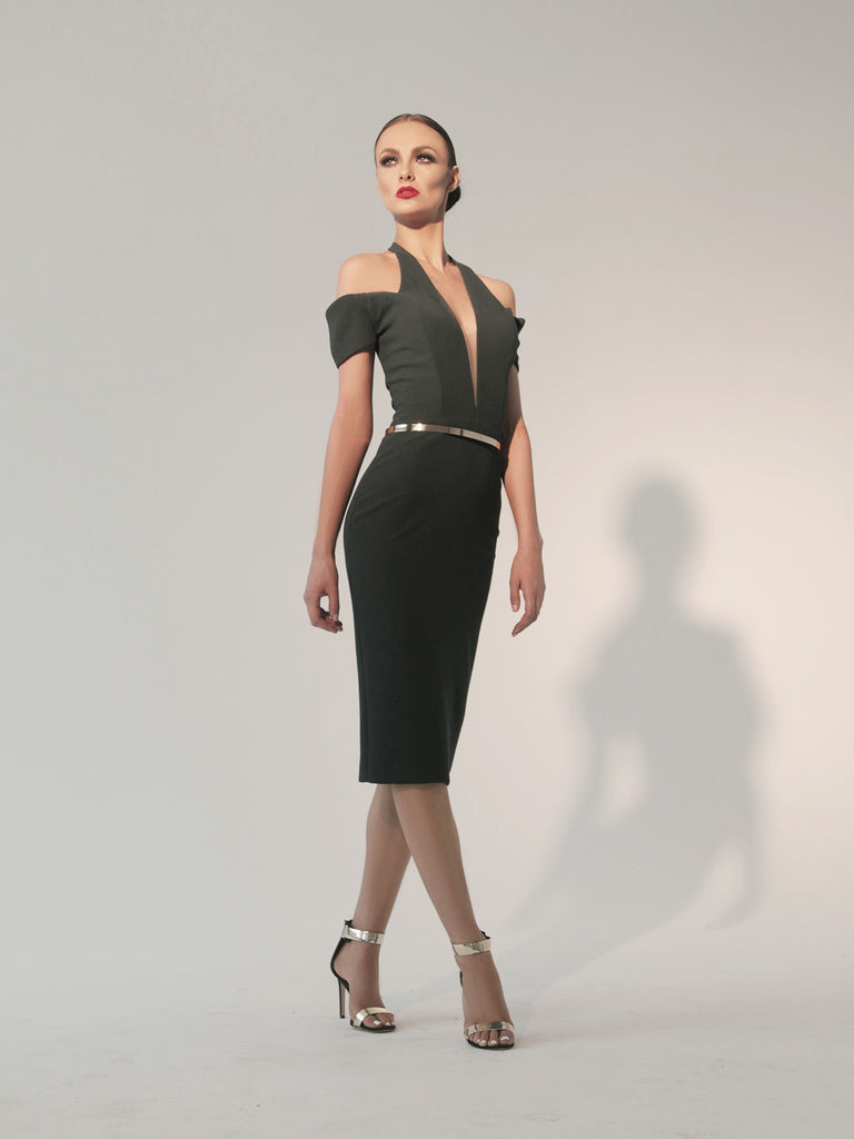 6793 Nicole Bakti Dress