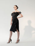 608 Nicole Bakti Dress
