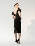 604 Nicole Bakti Dress