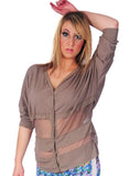 V-Neck Dolman Top Miilla