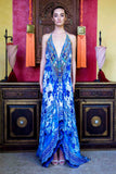 CHINA AZURE SHAHIDA PARIDES 3 WAY DRESS