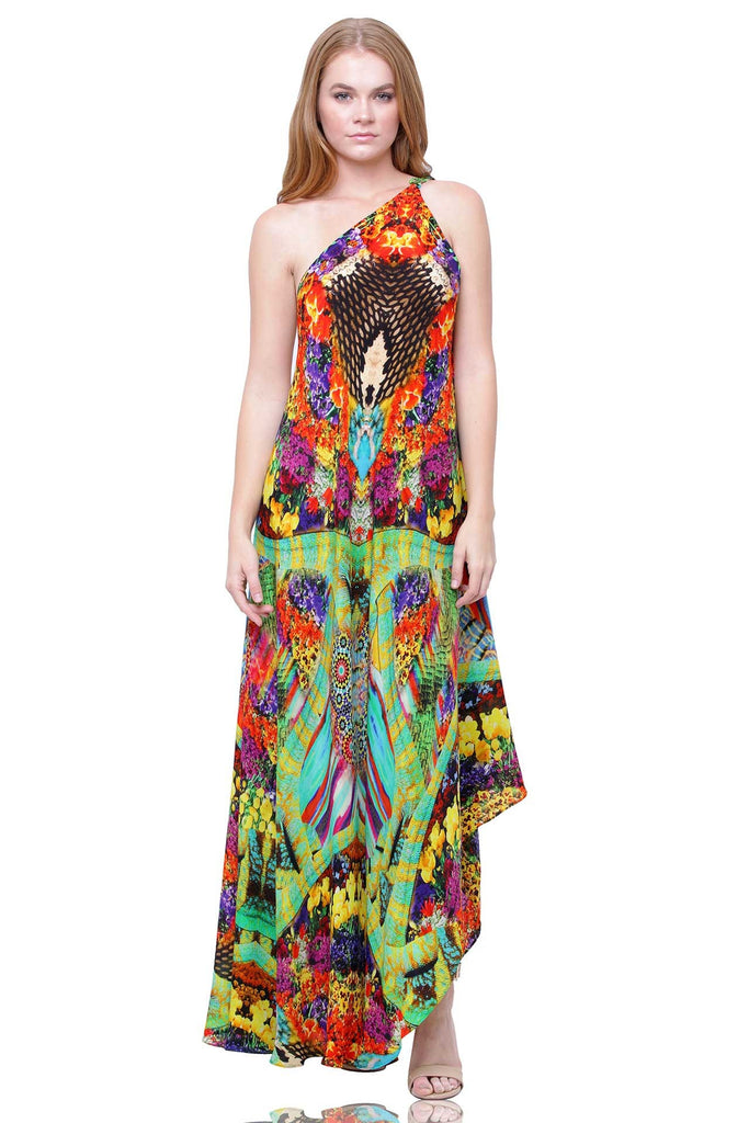 Bloomtown 3 Way Shahida Parides Maxi Dress