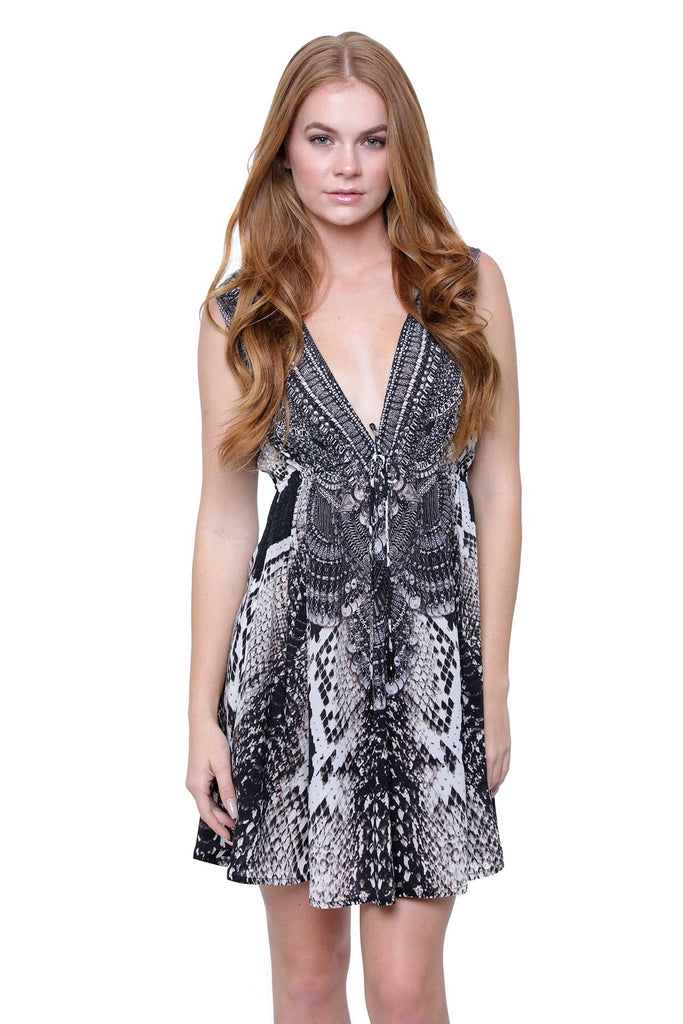 Python Print Shahida Parides Dress