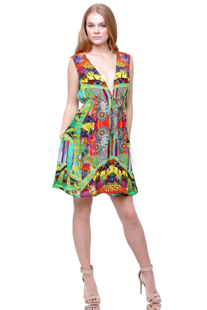 Bloomtown Shahida Parides Short Dress