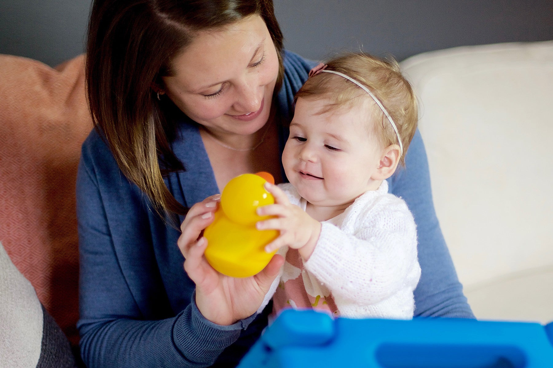 Hear What Moms Have to Say About Edwin the Duck