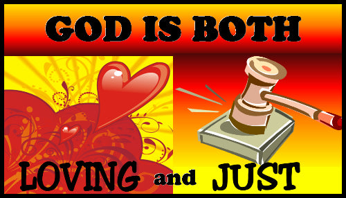 ON SALE!! God is Both Gospel Tracts