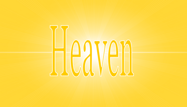 Heaven Gospel Tracts