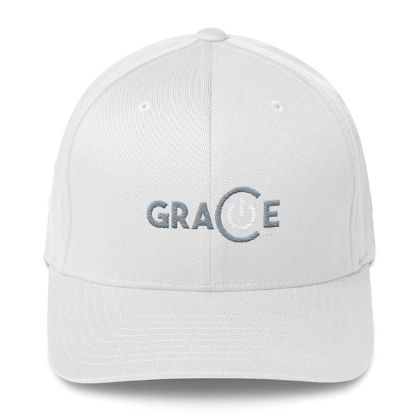 Powered By Grace Flexfit Hat