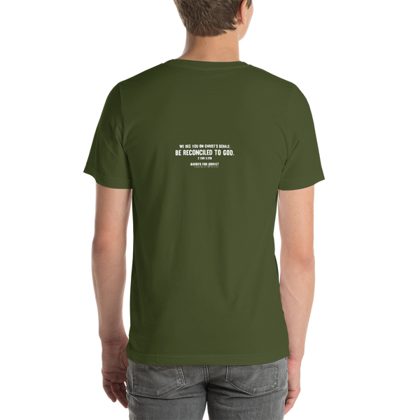 Agents for Christ Logo T-Shirt