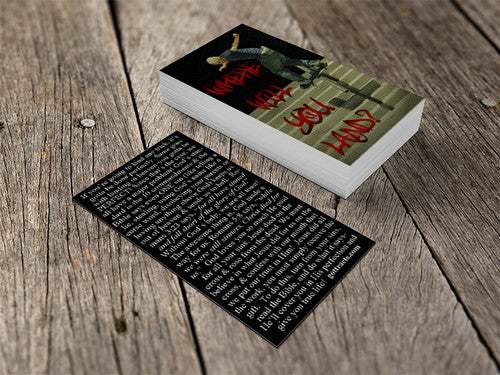 Skateboard Gospel Tracts ON SALE!