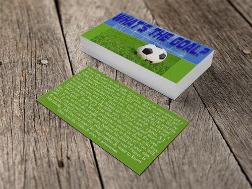 Soccer Gospel Tracts