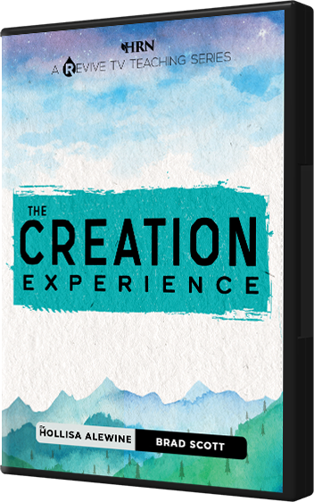 The Creation Experience DVDs & Study Guide