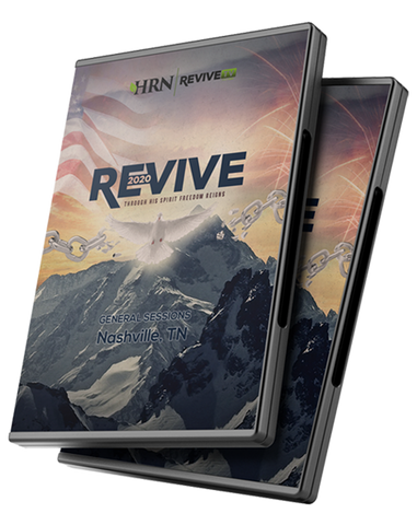 REVIVE 2020 DVD Collection - Free Shipping!